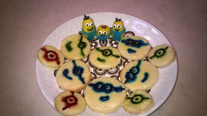 Minions Keks Cookie