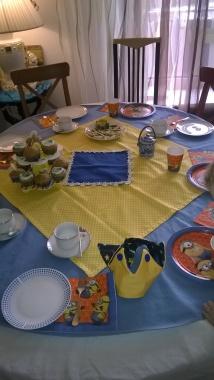 Tischdeko Minions Geburtstag