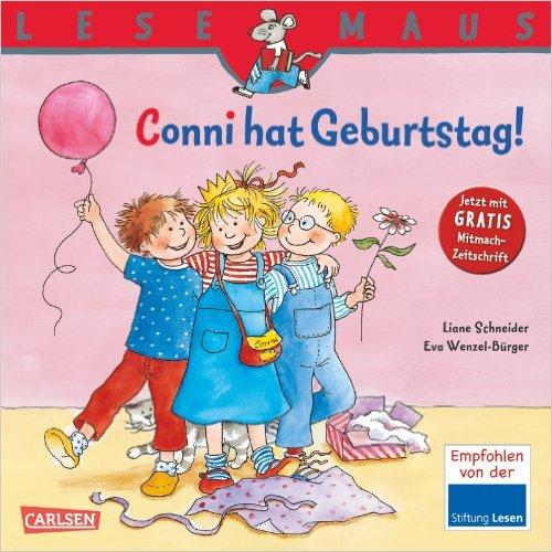 Conni hat Geburtstag Buchrezension