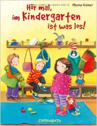 Hör mal im Kindergarten