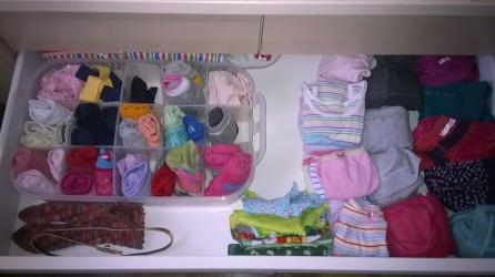 #chaosfreieskinderzimmer Socken Strumpfhosen Unterwäsche