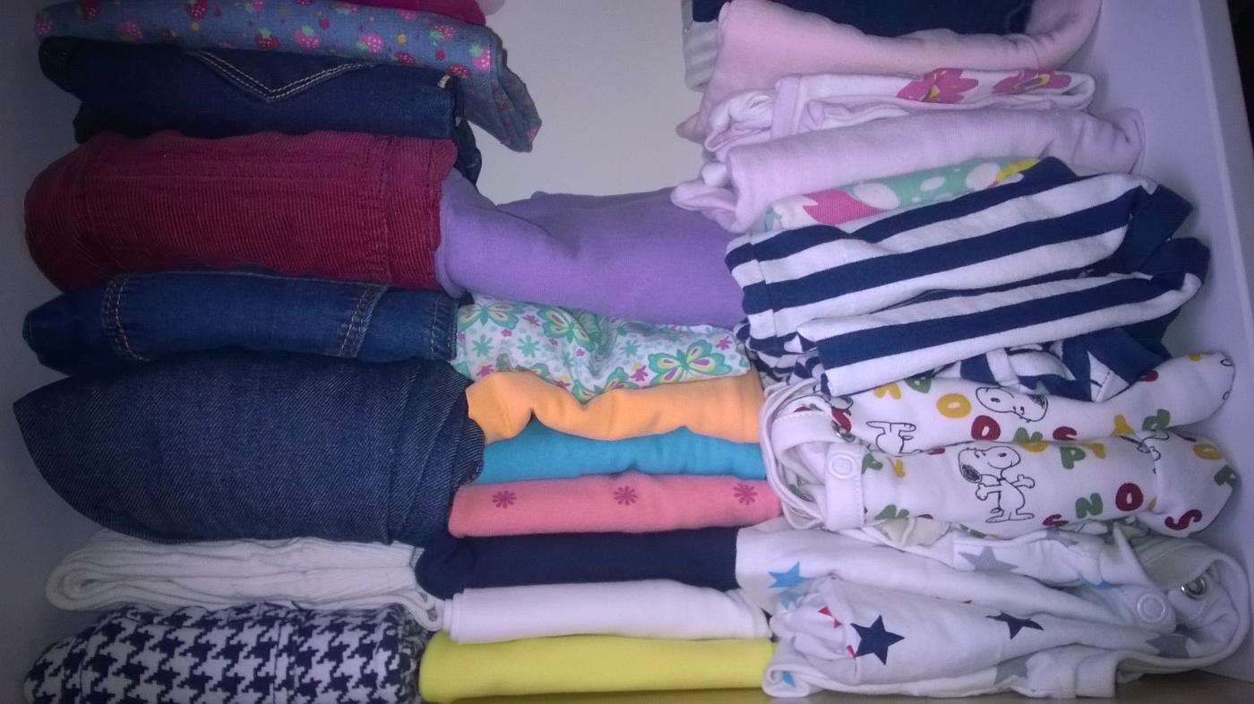 #chaosfreieskinderzimmer Kleiderschrank Hosen Pyjama