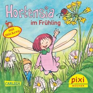 Hortensia Frühling Pixi