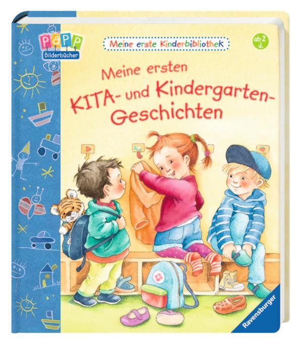 Kindergartengeschichten Kita Ravensburger Kinderbibliothek