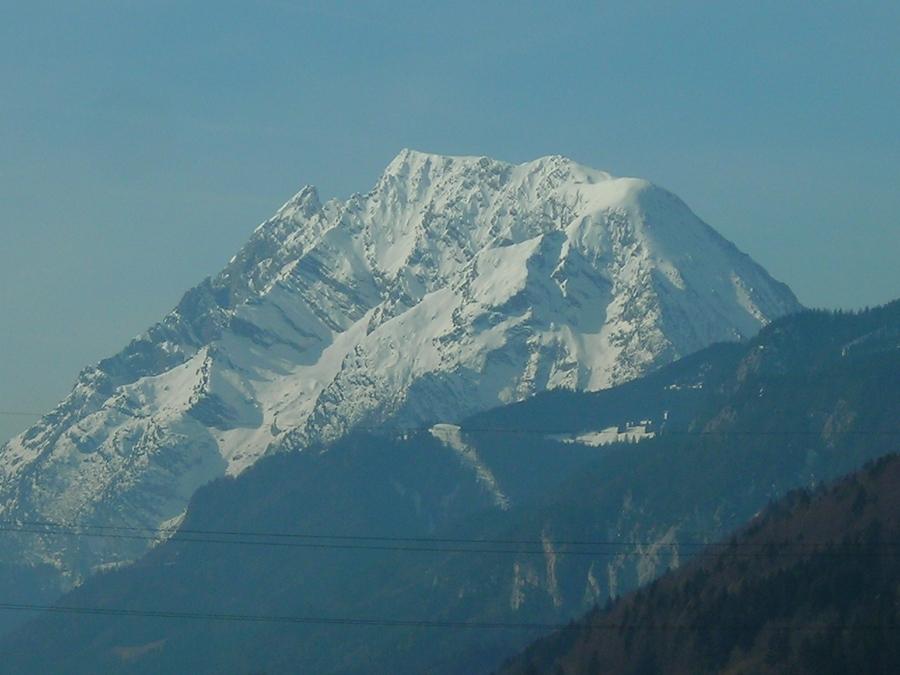 Grimming, Berg, Ennstal