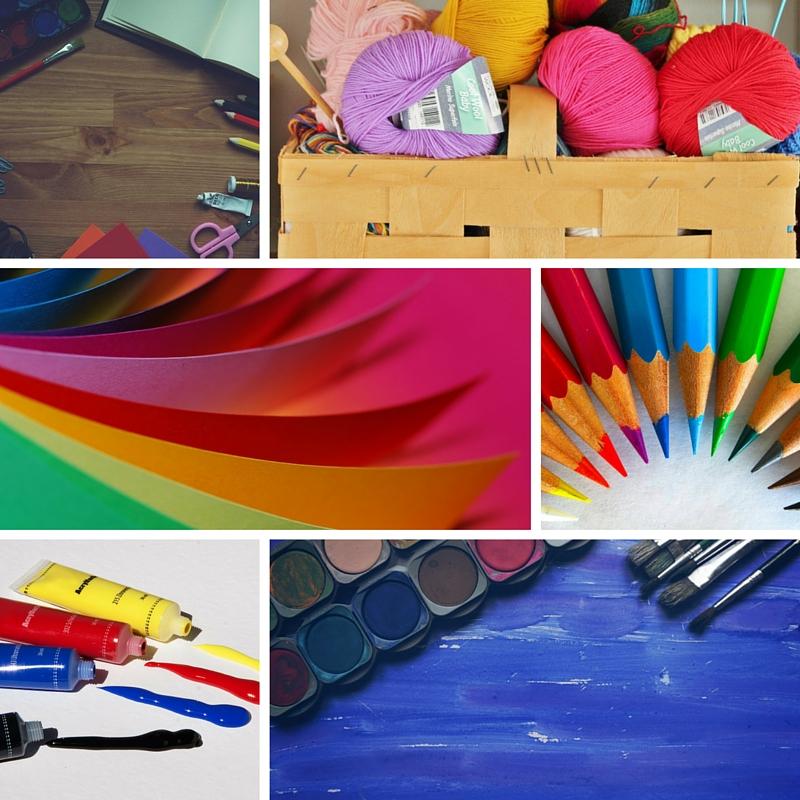 Kreativeaufgabe Malen Zeichnen Nähen Basteln