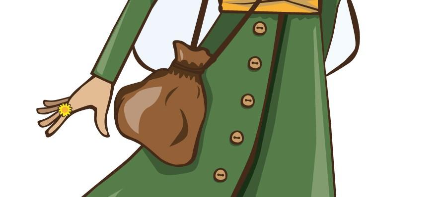 Wurzeline Elfe Wunderbar Ausschnitt Wurzelinchen ichmitkind