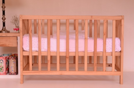 Schlafen Gitterbett Kinderbett Babybett Matratze Crib
