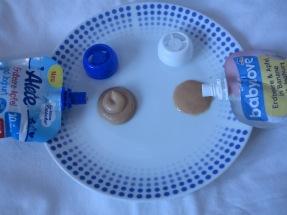 Quetschies mit Joghurt Alete Babylove