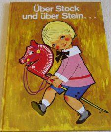 Liederbuch Über Stock und über Stein