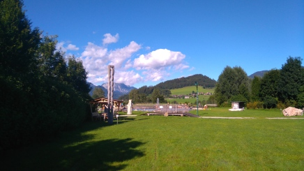 Spielplatz Irdning Dörfl Badesee
