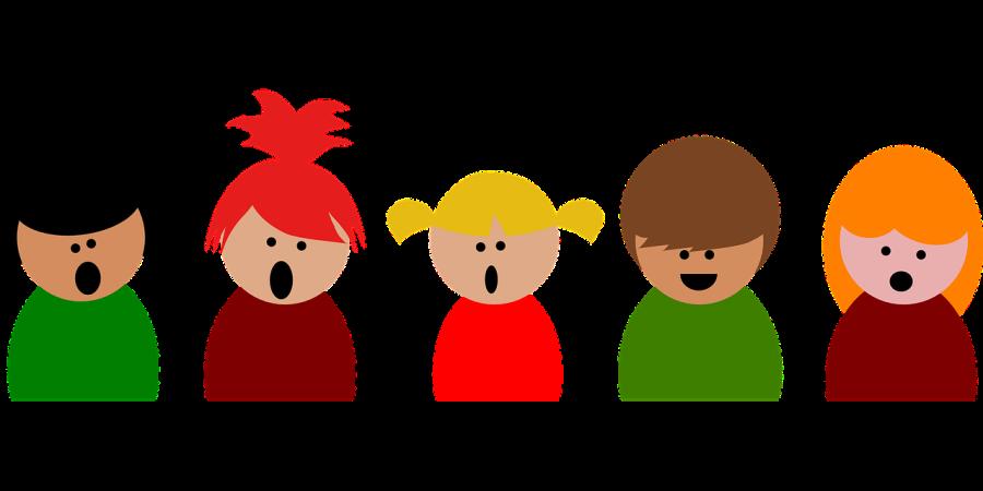 Singen Chor Kinder Musik