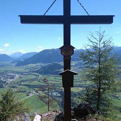 Gipfelkreuz Tressenstein