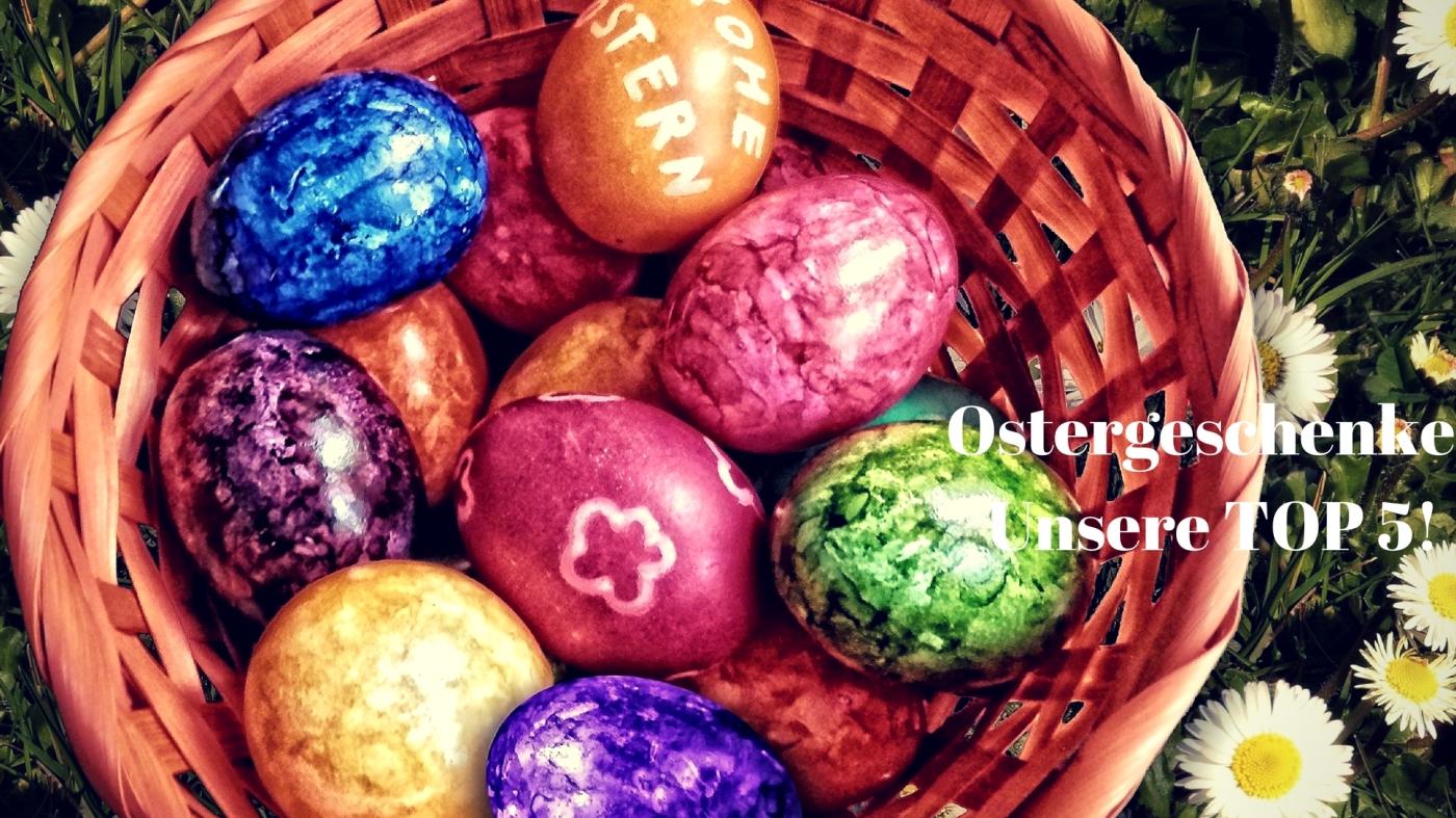 Osternest Ostergeschenke Osterhase
