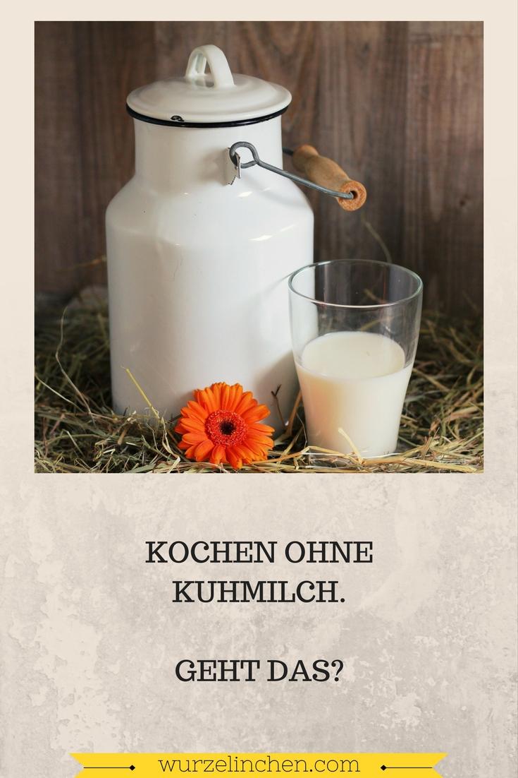 Kochen ohne Kuhmilch milchfrei Schafsmilch Ziegenmilch Dinkeldrink Haferdrink Reisdrink
