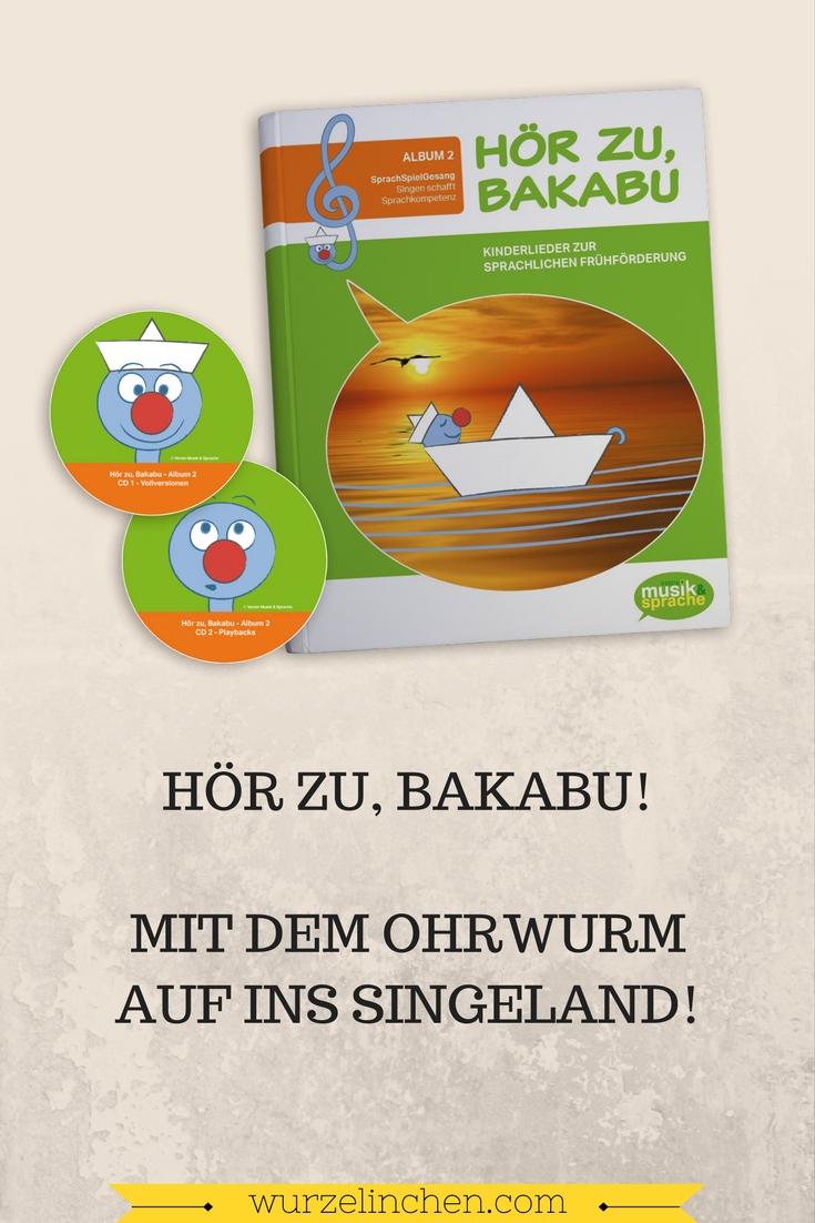 Hör zu Bakabu Sprachförderung
