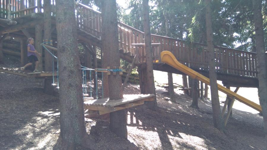 Planai 4 Spielplatz Hopsiland