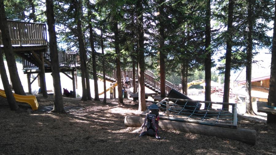 Planai 5 Spielplatz Hopsiland