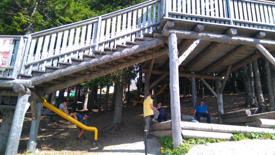 Planai 6 Spielplatz Hopsiland