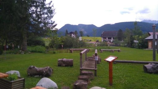 Barfußweg Bad Mitterndorf 1