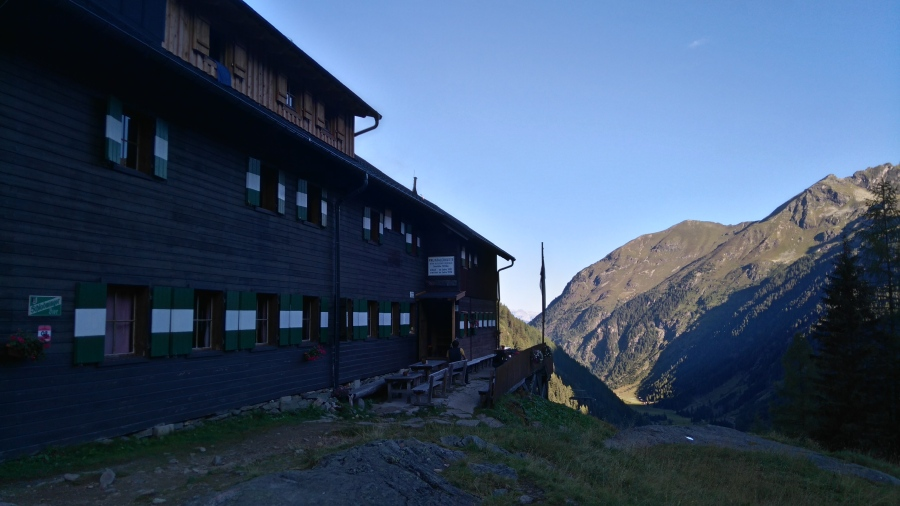 Preintalerhütte Rohrmoos Untertal Schladming